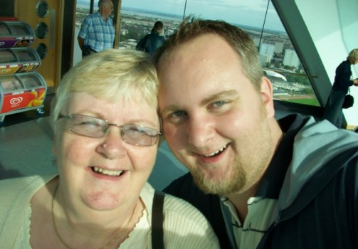 2009 Top 10: Gran came to visit