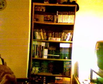 Random old pictures of my games collection
