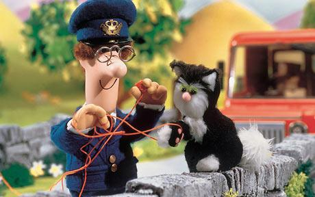 Postman Pat is negligent and should be sacked