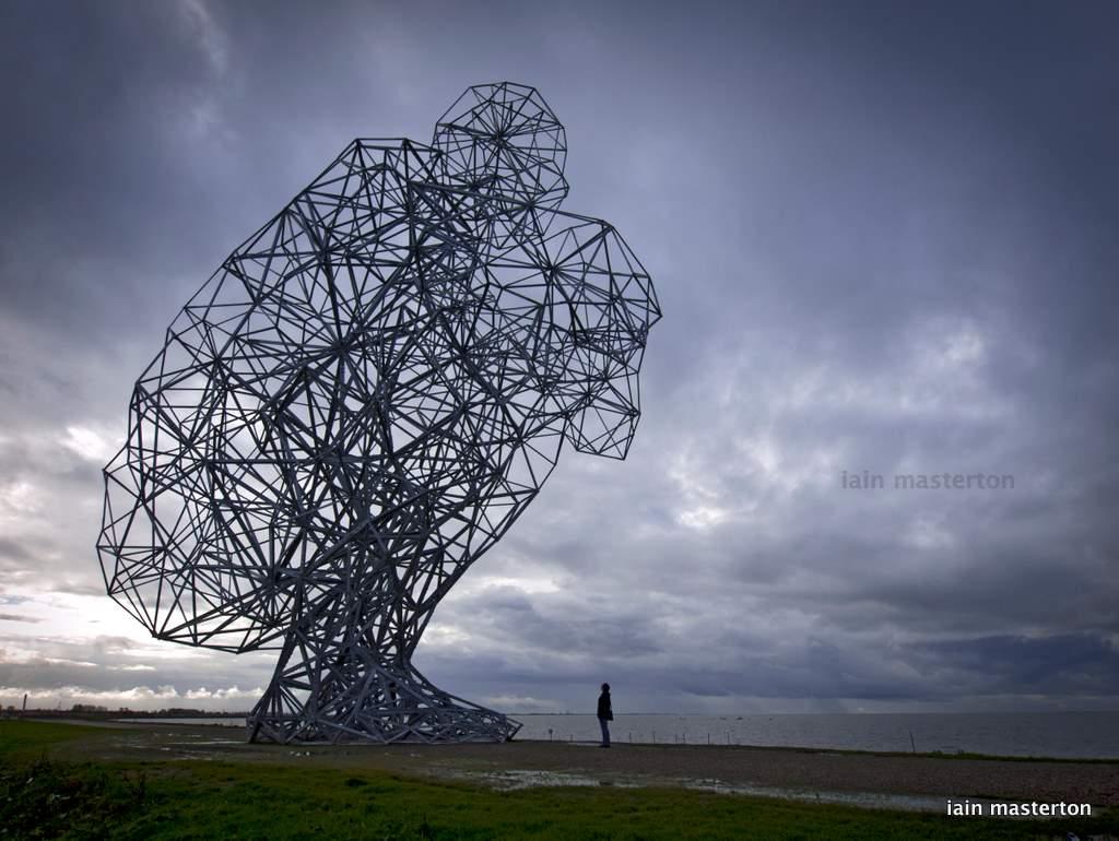 Antony Gormleyu0027s Sculpture Exposure | Iain Masterton: The Blog