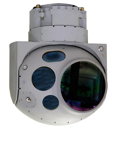 IAI Completes Test-Flights for its Innovative M-19HD Multi-Sensor Electro-Optical Payload
