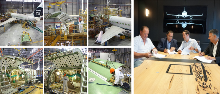 Spectre Air Capital Announces Launch Order for B737-700 & 800 Freighter Conversions