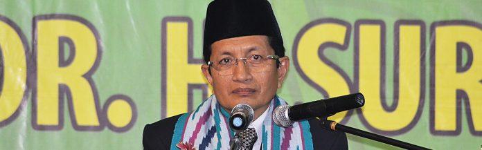 Dr. Nasarudddin Umar