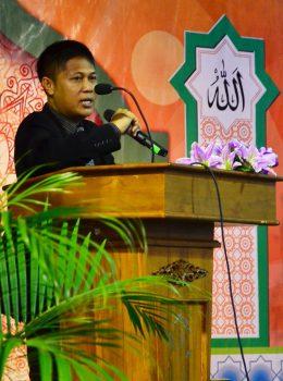 DR. Zaenuddin, MA.,MA (Wakil Rektor III IAIN Pontianak)