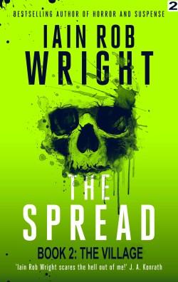 The Spread 2 cover