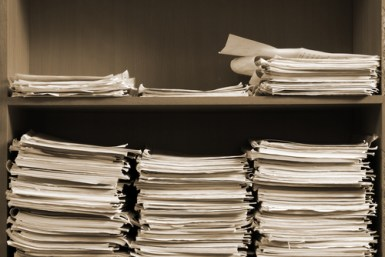 Keep Unemployment Records