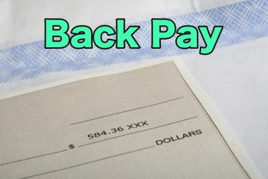 Back Pay