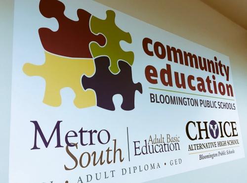 Bloomington Community Education