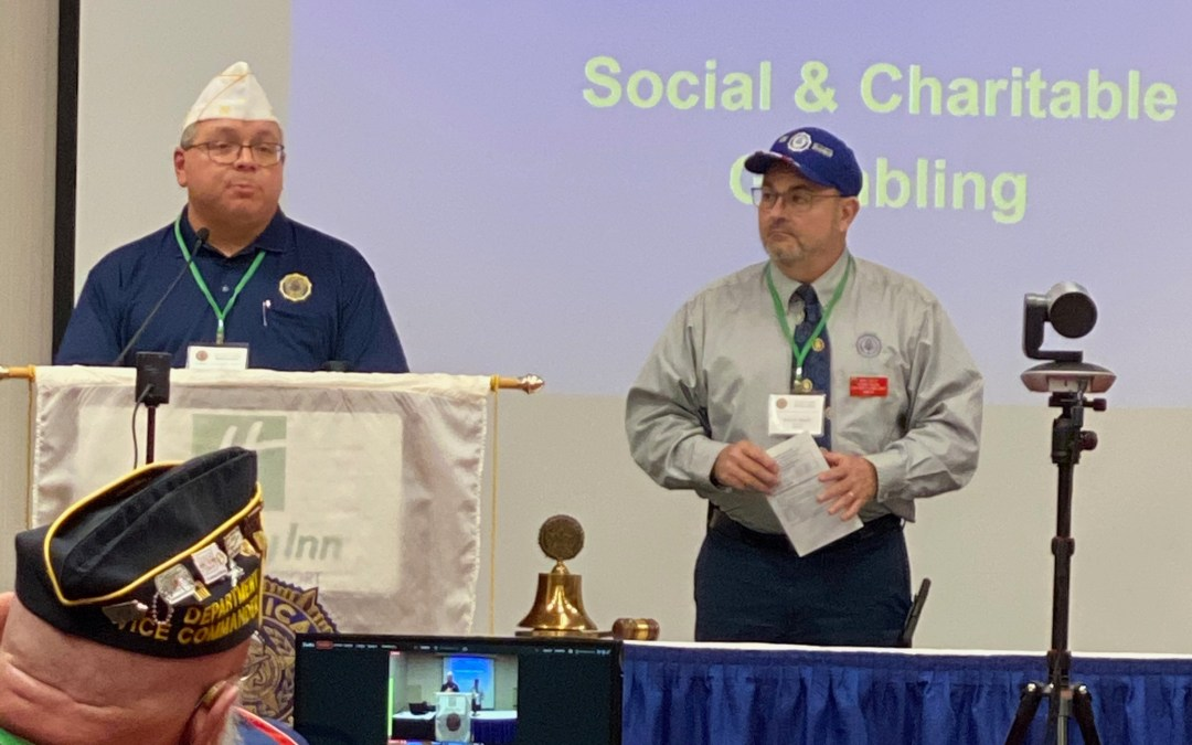 The American Legion Stresses Online Interaction