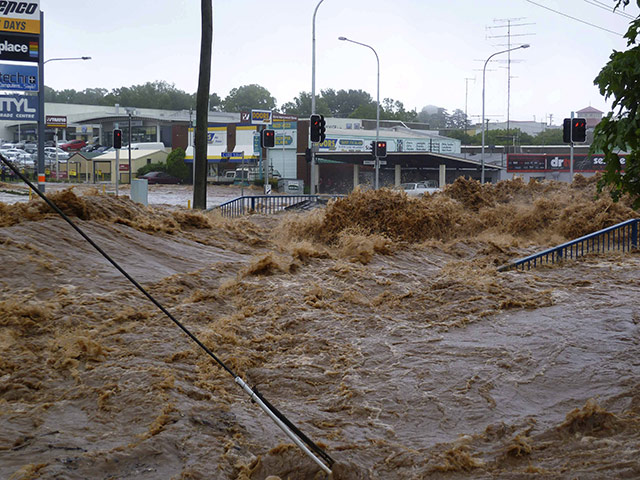 Brisbane Floods 1974