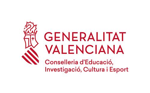 Logo Conselleria d'Educació, Investigació, Cultura i Esport