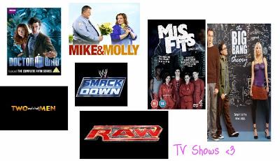 TV shows I'm loving