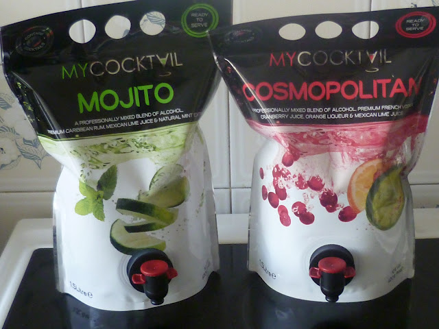 REVIEW: My Cocktail & Alfies