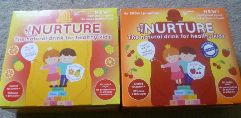 Imune Nurture – The Natural Drink For Healthy Kids