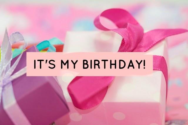 it s my birthday