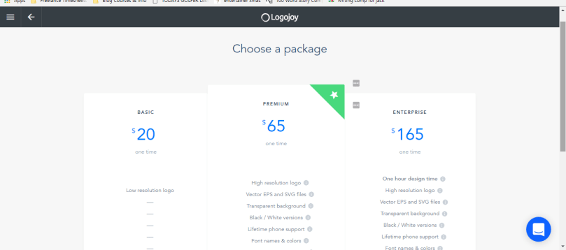 Loogjoy purchasing options