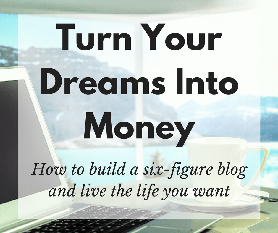 Turn Your Dreams Into Money In 2018 (Plus £50 Discount Code)