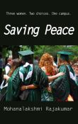 Saving Peace by Mohanalakshmi Rajakumar: A Review and Giveaway
