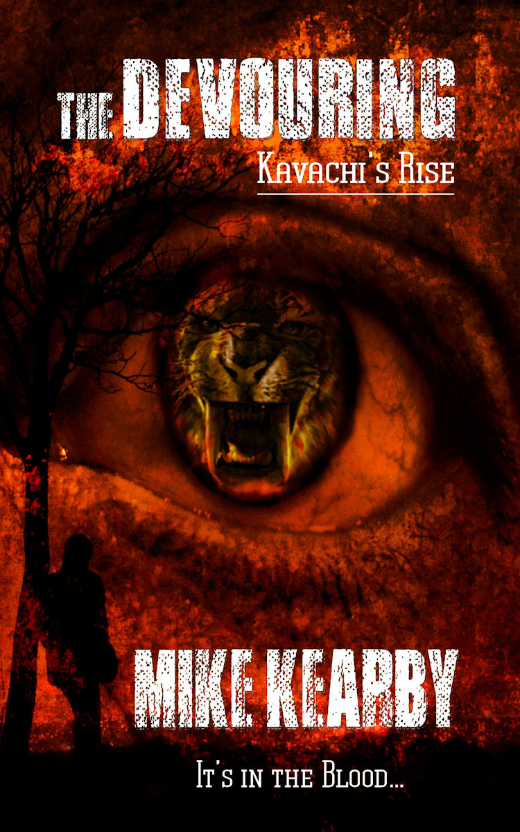 Review: Kavachi's Rise: The Devouring, Book 1 by Mike Kearby