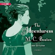 AudioBook Review: The Adventuress by M.C. Beaton