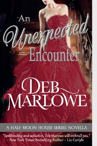 An Unexpected Encounter (Half Moon House #1.5) by Deb Marlowe ~ Review