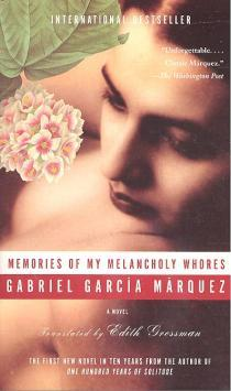 AudioBook Review: Memories of My Melancholy Whores by Gabriel Garcí­a Márquez