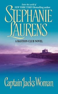 AudioBook Review: Captain Jack's Woman: Bastion Club 0.5 by Stephanie Laurens