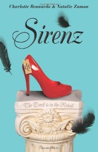 AudioBook Review Sirenz: Sirenz #1by Charlotte Bennardo and Natalie Zaman