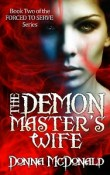 AudioBook Review: The Demon Master's Wife (Forced to Serve #2) by Donna McDonald