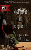 Nightmare in Burgundy by Jean-Pierre Alaux and Noël Balen with Giveaway