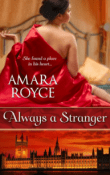 Always a Stranger by Amara Royce with Excerpt and Giveaway