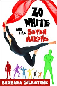 Zo White and the Seven Morphs by Barbara Silkstone with Giveaway !