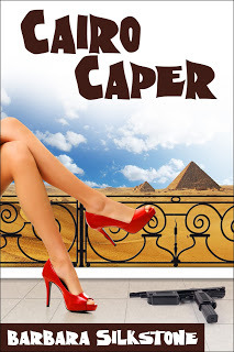 AudioBook Review: Cairo Caper, A Wendy Darlin Mystery by Barbara Silkstone