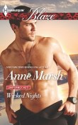 Wicked Nights: Men of Discovery Island #2 by Anne Marsh with Excerpt and Giveaway