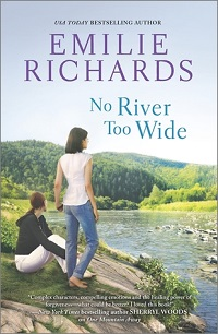 AudioBook Review No River Too Wide: Goddesses Anonymous #3 by Emilie Richards