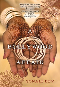 A Bollywood Affair by Sonali Dev with Giveaway