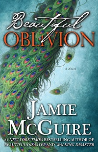 AudioBook Review: Beautiful Oblivion: Beautiful #3 by Jamie McGuire