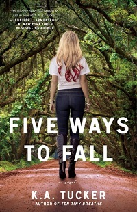 Five Ways to Fall: Ten Tiny Breaths #4 by K.A. Tucker an AudioBook Review