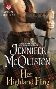 Her Highland Fling: Second Sons #2.5 by Jennifer McQuiston with Excerpt and Giveaway