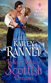 In Your Wildest Scottish Dreams by Karen Ranney with Excerpt and Giveaway