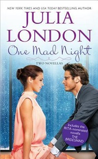 One Mad Night Anthology by Julia London with Excerpt and Giveaway