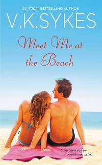 Meet Me at the Beach: Seashell Bay #1 by V.K. Sykes with Excerpt and Giveaway