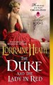 The Duke and the Lady in Red by Lorraine Heath