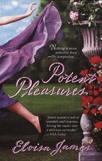 Potent Pleasures: Pleasures #1 by Eloisa James – AudioBook Review
