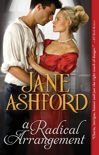 A Radical Arrangement by Jane Ashford with Excerpt and Giveaway