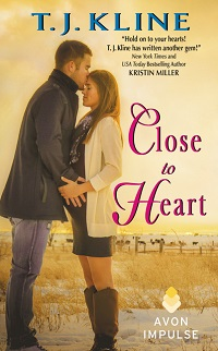 Close to Heart: Healing Harts #3 by T.J. Kline with Excerpt and Giveaway