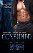 Consumed: Dark Protectors #4 by Rebecca Zanetti