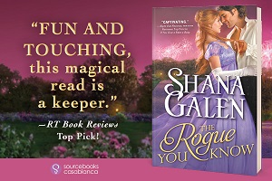 The Rogue You Know: Covent Garden Cubs #2 by Shana Galen with Guest Post and Giveaway