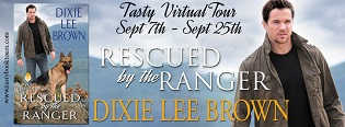 Rescued by the Ranger by Dixie Lee Brown with Excerpt and Giveaway