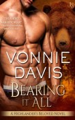 Bearing It All: Highlander's Beloved #3 by Vonnie Davis with Excerpt and Giveaway